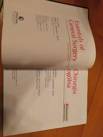 Książka Chirurgia Ogólna