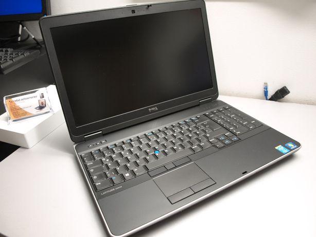 LAPTOP Dell E6540 i5-4200M 8GB HDD 500GB GB HD FV23% Poleasingowy