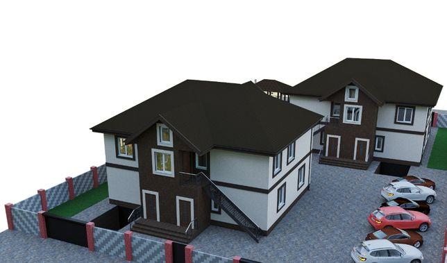 Квартира + Паркоместо в энергоэффективном доме. Дом сдан, Паркле