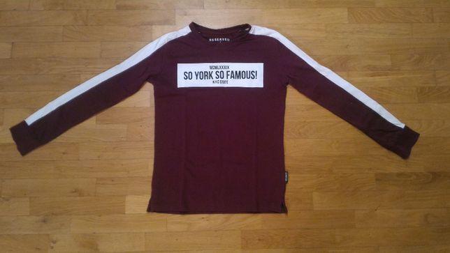 Tshirt/bluzka z długim rekawem reserved - rozm. 134