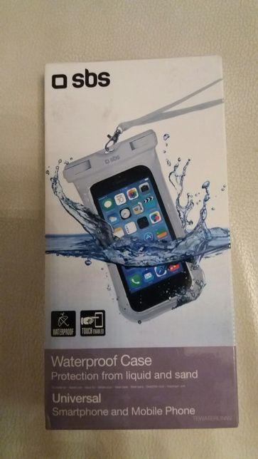 Wodoodporny futerał na smartfona