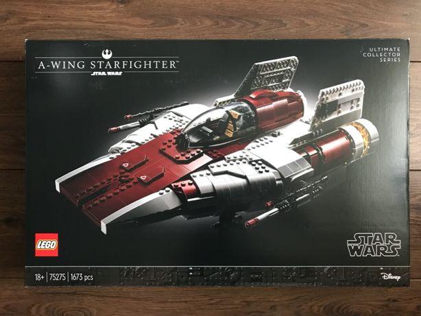 LEGO Star Wars 75275 Myśliwiec A-wing - NOWE