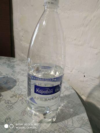 Пластикові бутилки