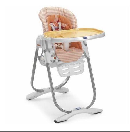 Cadeira refeicao bebe polly chicco