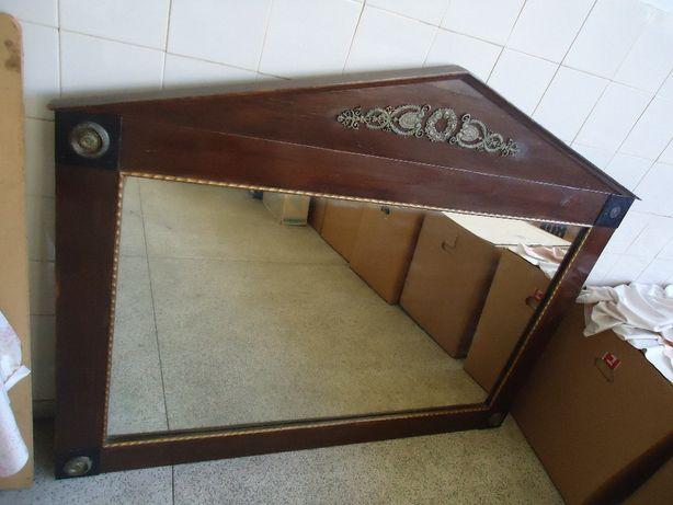 Espelho antigo, estilo Império