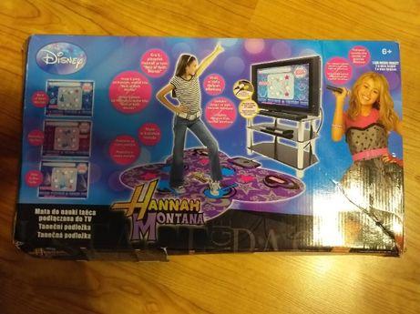 Hannah Montana - mata do nauki tańca .