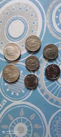 Monety srebrne, Piłsudski,Jan Paweł II inne