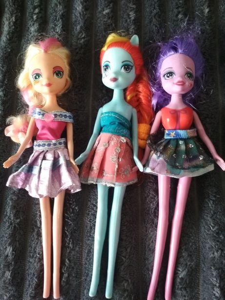 Куколки поняшки Искорка, Радуга