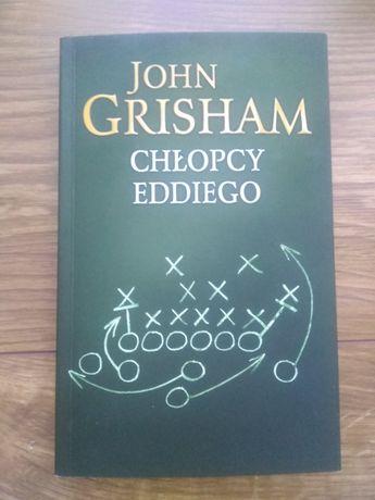 J. Grisham. Chłopcy Eddiego. Stan idealny.