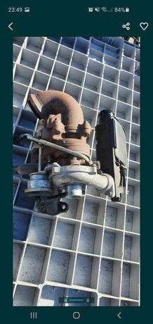 Turbo turbina citroen c3 1.4 hdi ford peugeot