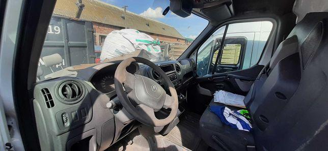 Kierownica z poduszką Renault Master III Opel Movano