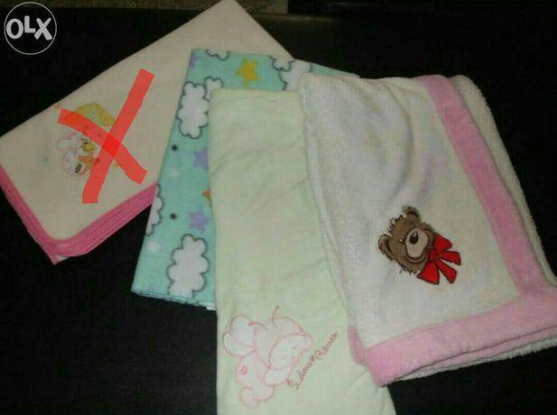 Mantinhas para Bebé