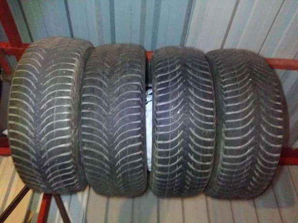 opony zima Michelin Alpin 205/55 16''