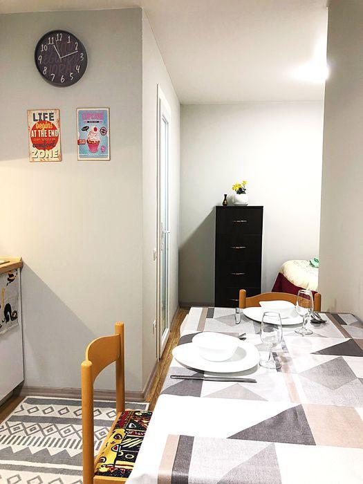 Посуточная и долгосрочная аренда апартаментов с терассой в Лузановке.-1