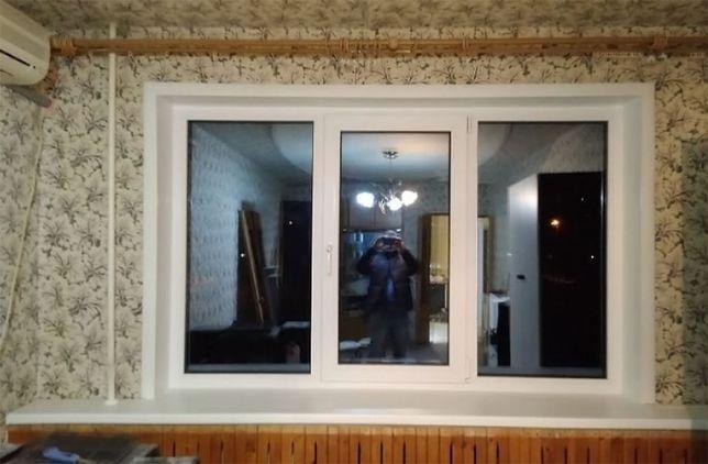 Металлопластиковые, пластиковые окна. Двери, балконы, роллеты, монтаж