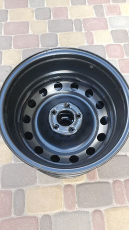 Диск стальной 7J R16 ET42 5/108 Citroen Peugeot Fiat