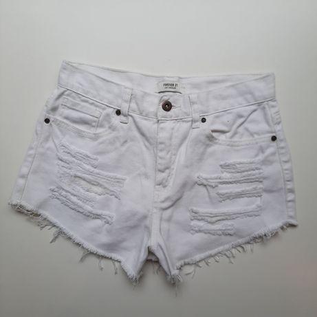 Spodenki jeansowe Forever21