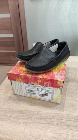 Детские кожаные туфли Mida, 32 размер