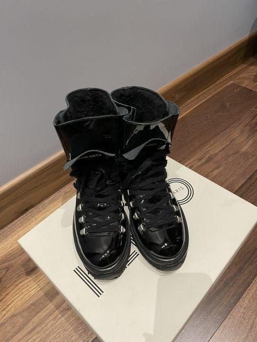 Ботинки ! Зимние Сапоги Kenzo ! 39 р Вита-Почтовая - изображение 1