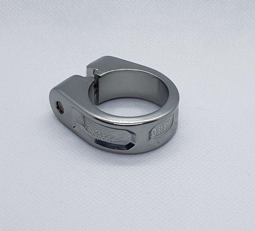 NOWA Obejma sztycy, zacisk podsiodłowy AMOEBA 31,8 mm