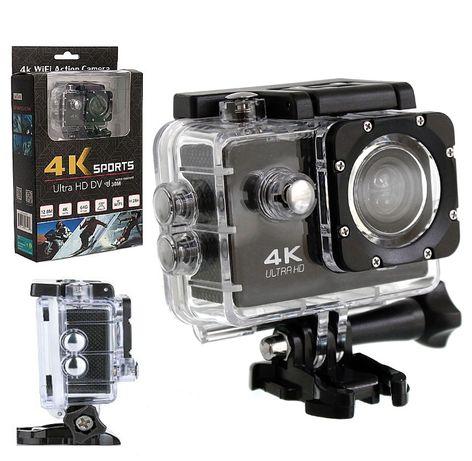 Kamera sportowa GO Odporna ULTRA HD 4K Wi-Fi PRO