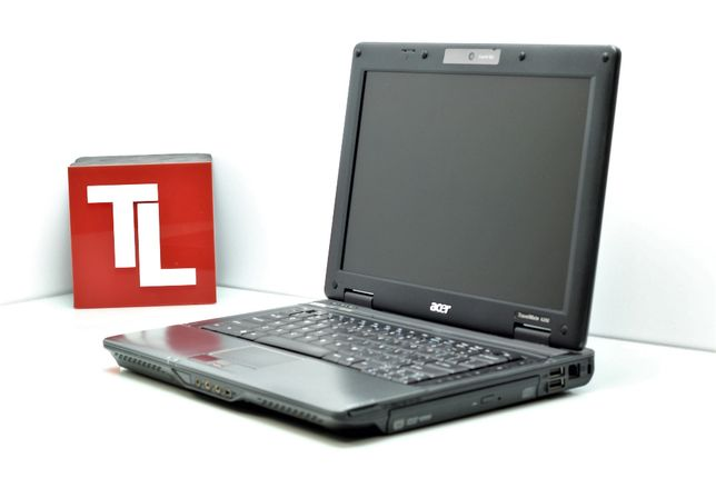 """Laptop Acer Travelmate 6292, 2x 2,00GHz, 3GB, 250GB, LCD 12,5"""""""