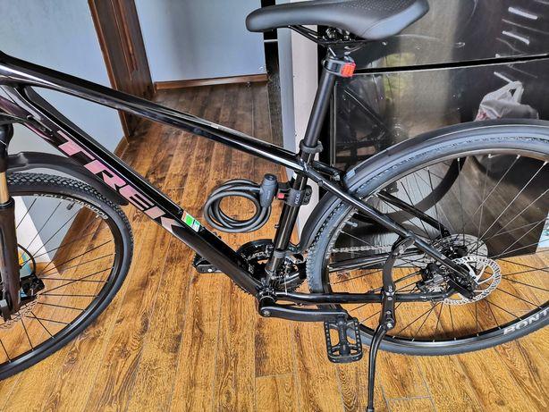 Skradziono rower marki TREK