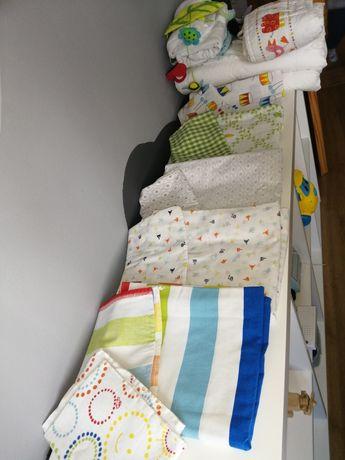 Pościel do łóżeczka +kołdry ikea