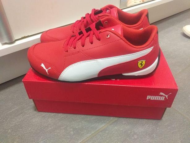 Nowe buty Puma Ferrari 37
