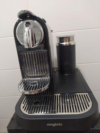 Капсульная кофеварка Magimix Nespresso