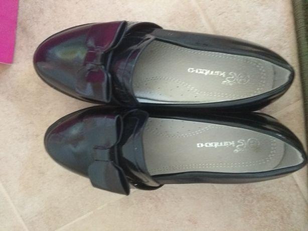 Туфли в школу,35 размер