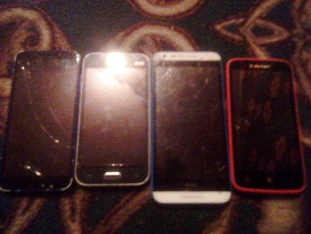 Телефони под ремонт или на запчасти