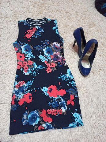 Подростковое платье