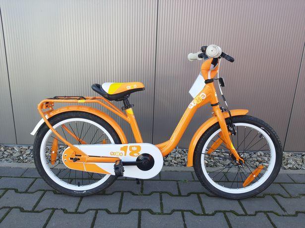 Nowy rower dziecięcy Scool Nixe 18 cali
