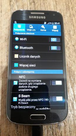 Telefon Samsung Galaxy S4mini- bardzo ładnym