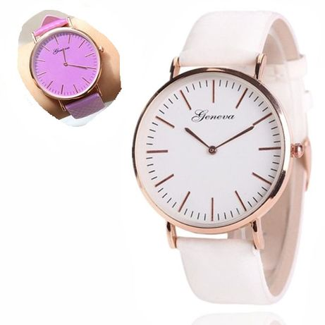 damski zegarek zmieniający kolor