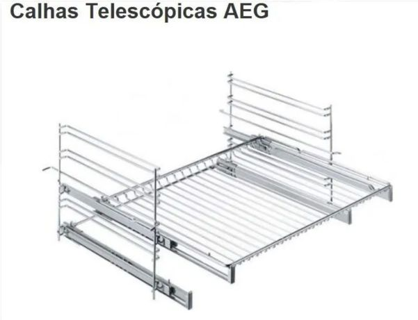 Calhas para forno AEG ELECTROLUX