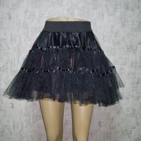 Юбка из фатина 8-10 лет юбка пачка