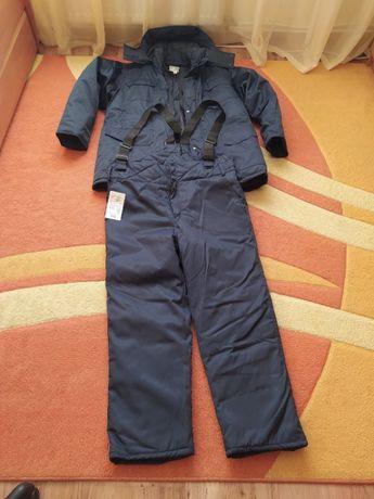 Зимняя спецодежда (куртка и штаны)