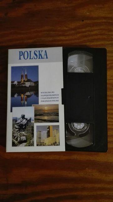 Polska wycieczka kaseta VHS