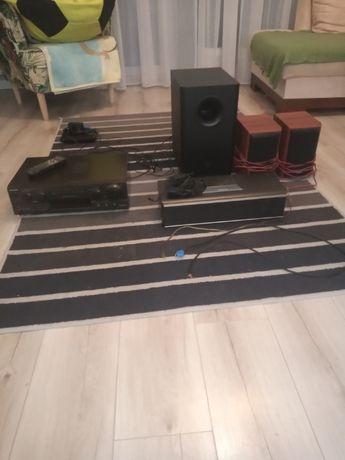 Sprzęt muzyczny z amplitunerem
