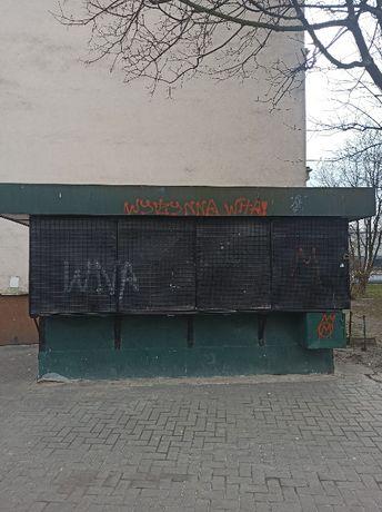 kiosk do przeniesienia