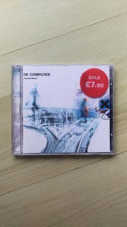 CD Radiohead, OK Computer