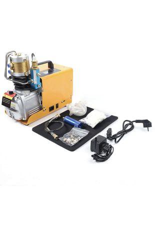 Compressor de alta pressão NOVO 300bars