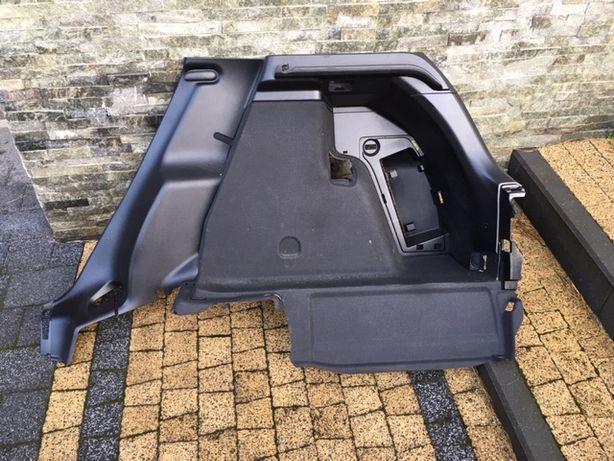 Honda Civic IX Type R 2011- Boczek Bagażnika Prawy