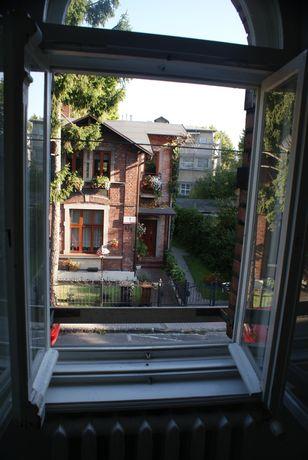 Skrzydła Okna drewniane skrzynkowe 1901r półokrągłe i proste
