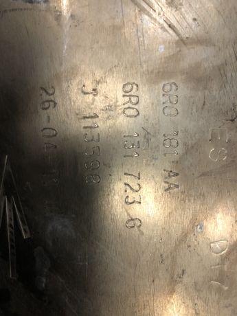 Filtro particulas FAP catalizador ibiza 6J polo  skoda rapid 1.6 tdi