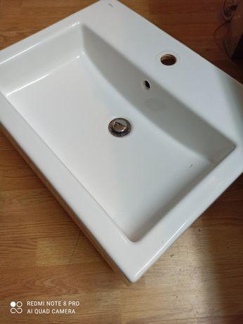 Umywalka KOŁO nablatowa