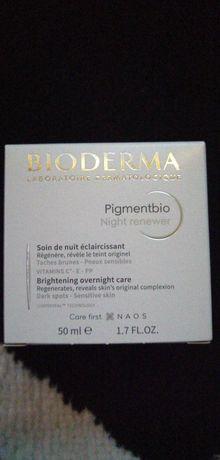 Bioderma pigmentbio krem 50ml przebarwienia rozjaśniający wysyłka