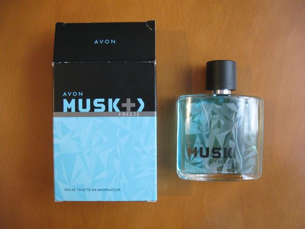 "AVON Woda toaletowa ""Musk freeze"", 75 ml"